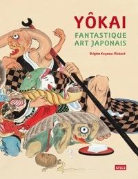 Brigitte Koyama-Richard - Yôkai - Fantastique art japonais.
