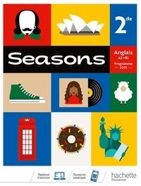 Brigitte Lallement et Nathalie Lallement - Anglais 2de A2>B1 Seasons.