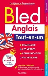 Brigitte Lallement-Deruelle et Nathalie Pierret-Lallement - Bled Anglais Tout-en-un.