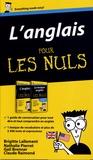 Brigitte Lallement et Nathalie Pierret - L'anglais pour les Nuls - 2 volumes.