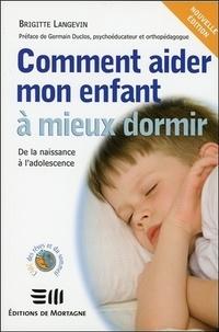 Ucareoutplacement.be Comment aider mon enfant à mieux dormir - De la naissance à l'adolescence Image