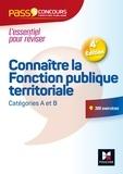 Brigitte Le Page - Connaître la fonction publique territoriale - Catégories A et B.