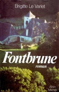 Brigitte Le Varlet - Fontbrune.