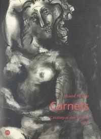 Brigitte Léal et  Musée Picasso - Carnets (2) - Catalogue des dessins.