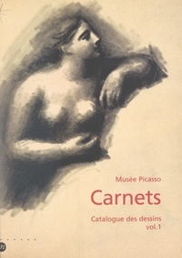 Brigitte Léal et Anne de Margerie - Carnets, catalogue des dessins (1).