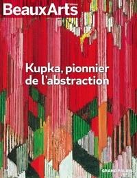 Brigitte Léal et Pierre Brullé - Kupka, pionnier de l'abstraction - Grand Palais.