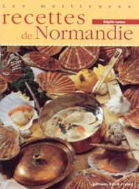 Les meilleures recettes de Normandie.pdf