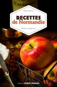 Brigitte Leroux et Sébastien Merdrignac - Recettes de Normandie.