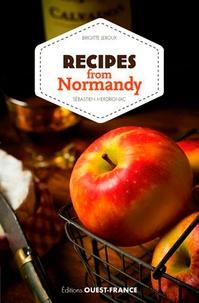 Brigitte Leroux et Sébastien Merdrignac - Recipes from Normandy.