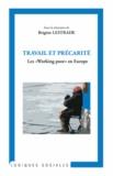 """Brigitte Lestrade - Travail et précarité - Les """"working poor"""" en Europe."""