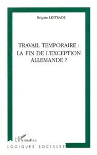 Birrascarampola.it Travail temporaire - La fin de l'exception allemande ? Image