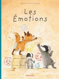 Brigitte Luciani et Eve Tharlet - La famille Blaireau Renard présente... Tome 1 : Les émotions.