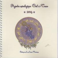 Brigitte Maffray - Agenda Astrologique ciel et terre 2014.