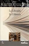 Brigitte Manéra-Payrou - La Librairie - Actes de la huitième Journée d'étude sur l'imprimerie, Perpignan le 30 avril 2010.