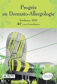 Brigitte Milpied-Homsi - Progrès en Dermato-Allergologie - Bordeaux 2020.