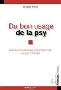 Histoiresdenlire.be Du bon usage de la psy Image