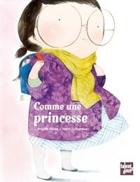 Brigitte Minne et Merel Eyckerman - Comme une princesse.