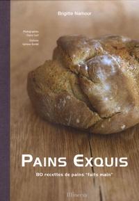Pains exquis - 80 Recettes de pains faits main.pdf
