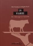 Brigitte Picard et Alain Kondjoyan - La viande - De l'élévage à l'assiette.