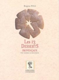 Les 13 desserts provençaux. - Une coutume en mouvement.pdf