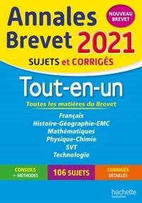 Brigitte Réauté et Michèle Laskar - Annales Brevet - Tout-en-Un.
