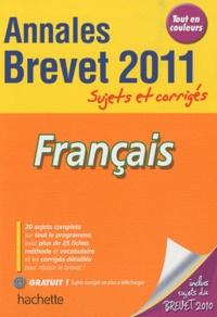 Français Brevet- Sujets et corrigés - Brigitte Réauté |
