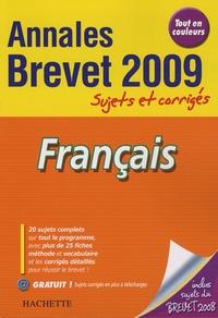 Français Brevet - Sujets et corrigés.pdf
