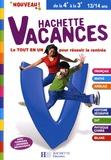 Brigitte Réauté et Gérard Caparros - Hachette vacances de la 4e à la 3e.