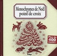 Monochromes de Noël au point de croix.pdf