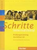 Brigitte Schaefer - Schritte International Prüfungstraining Zertifikat B1.