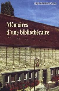 Deedr.fr Mémoires d'une bibliothécaire Image