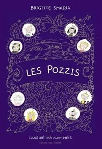 Brigitte Smadja et Alan Mets - Les Pozzis Anthologie : .