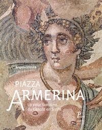 Brigitte Steger - Piazza Armerina - La villa romaine du Casale en Sicile.