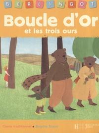 Brigitte Susini - Boucle d'Or et les trois ours.
