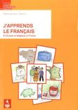 Brigitte Sutter-Freres - J'apprends le français en Suisse, en Belgique, en France Niveau A1.1 - Méthode pour adultes migrants grands débutants.
