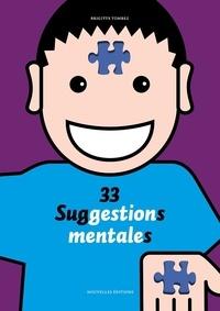 Brigitte Tombez - 33 suggestions mentales.