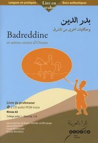 Badreddine et autres contes dOrient - Livre du professeur Niveau A2 Collège palier 1 Seconde LV3.pdf