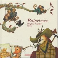 Brigitte Vaultier et  Kerso - Balarimes.