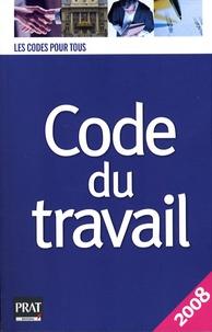 Brigitte Vert et Jean-Philippe Vert - Code du travail.