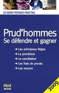 Anglais ebook pdf téléchargement gratuit Prud'hommes  - Se défendre et gagner 9782809500653 ePub