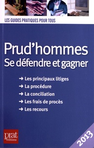 Amazon ebook store télécharger Prud'hommes  - Se défendre et gagner par Brigitte Vert