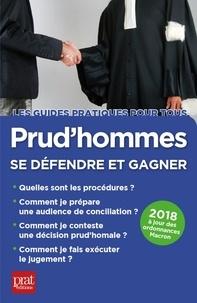 Prud'hommes- Se défendre et gagner - Brigitte Vert pdf epub