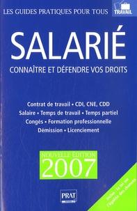 Téléchargez les livres pdf pour kindle Salarié  - Connaître et défendre vos droits 9782858909711 par Brigitte Vert