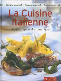 La Cuisine italienne - Simple, rapide et aromatique.pdf