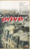 Brigitte Vital-Durand - Domaine privé.