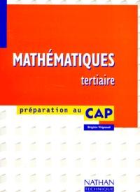 Brigitte Vrignaud - Mathématiques, CAP tertiaire.