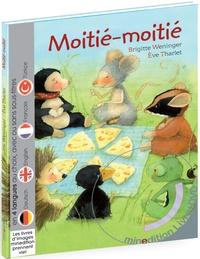 Brigitte Weninger et Eve Tharlet - Moitié-moitié. 1 DVD