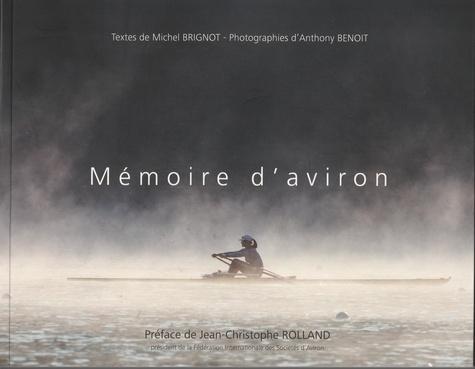 Brignot & a benoit M - Mémoire d'aviron.