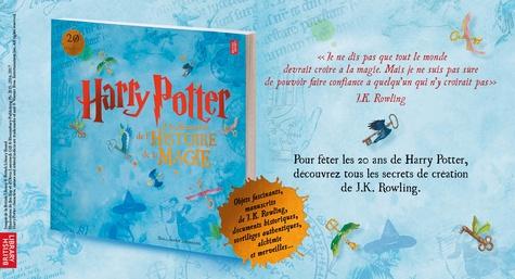 Harry Potter. A la découverte de l'histoire de la magie