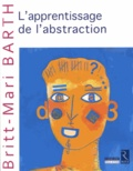 Britt-Mari Barth - Apprentissage de l'abstraction.